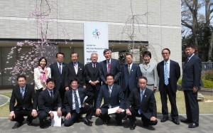 京都大学iPS細胞研究所視察