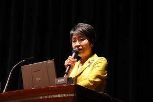 昭和女子大学教養講座にて講演