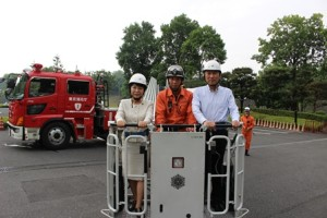 法務省消防訓練