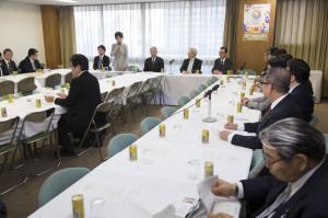 自民党憲法改正推進本部 初回会合開催