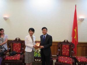 5月3日~7日 ベトナム・ミャンマー出張報告①ベトナム