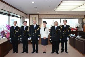 法務大臣保安表彰式