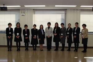 東京法務局視察