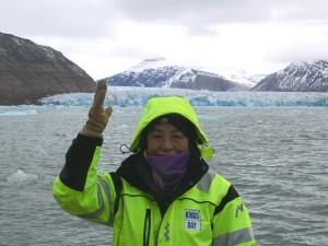 北極・ニーオルスン基地にて基地開設25周年の記念ワークショップに参加