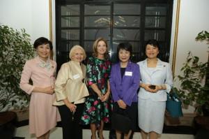 WAW! 2015 アメリカ大使公邸夕食会